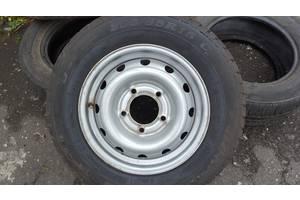 б/у диски с шинами Mercedes MB