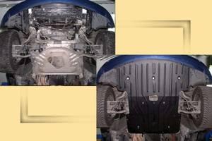 Защита под двигатель BMW 7 Series