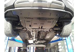 Защита под двигатель КПП