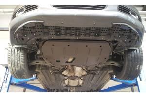 Защита под двигатель Renault Megane III