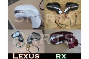 Зеркало Lexus RX