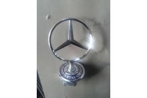 Новые Шумовки капота Mercedes