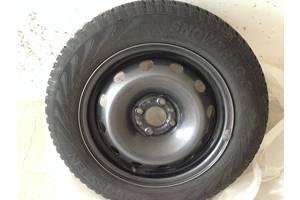 б/у диски с шинами Fiat Fiorino