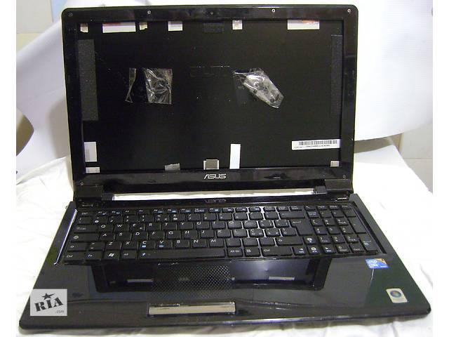 купить бу Запчасти на ноутбук Asus UL50A (UL50AG-XX003C) в Киеве