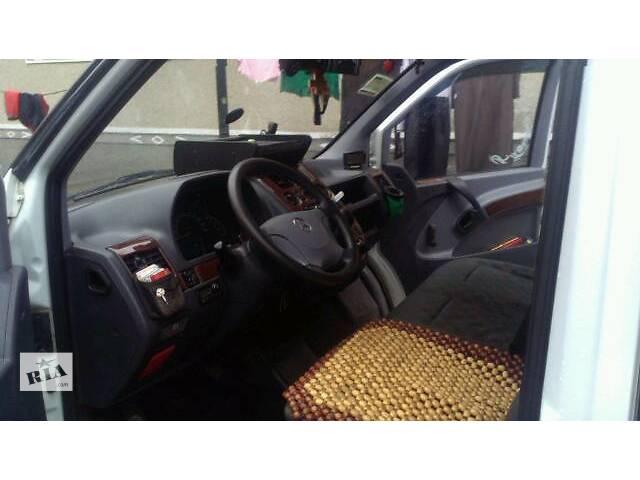купить бу двигун mercedes vito 2003р в Хусте