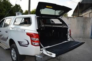 Кунги на пикап Mitsubishi L 200