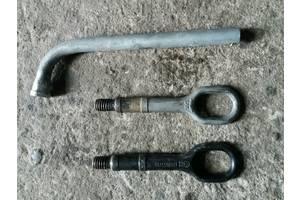 Буксировочные крюки Volkswagen Caddy