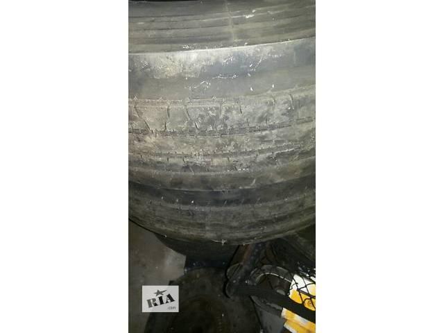 Б/у шини FERISTONE FS400.245/75/ R19.5 .рульова 2 шт.- объявление о продаже  в Черкассах
