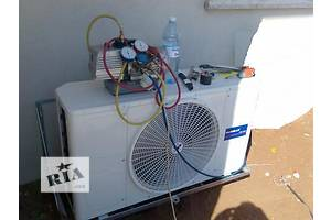 Service air conditioners