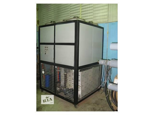 купить бу Ремонт охладительной машины (чиллер) в Харькове