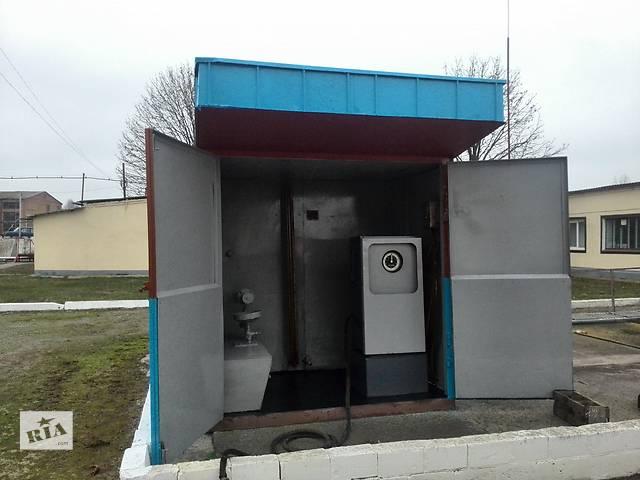 продам Заправочний блок пункт 8 м.куб. бу в Виннице