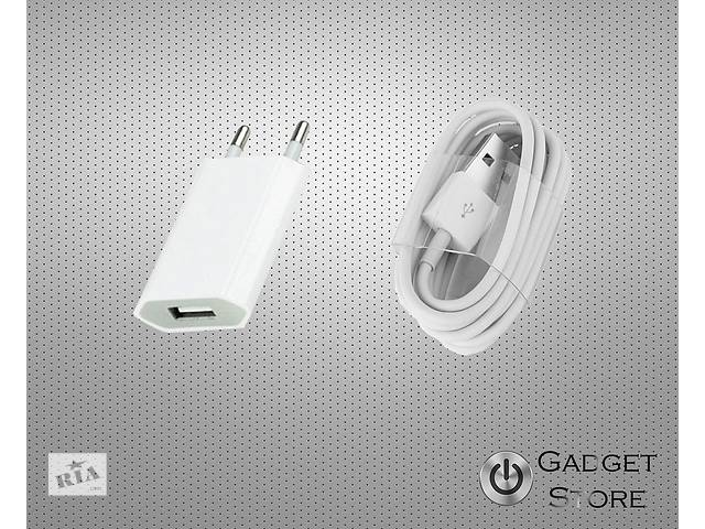 бу Зарядка для на айфон Iphone 5 5S 6S 6Plus + USB провод! в Киеве