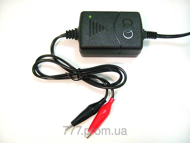 купить бу Зарядка для аккумуляторов 12V от 5 А/Ч до 25 Ah для эхолотов для источников бесперебойного питания в Харькове