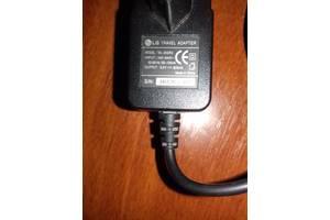 б/у Зарядные устройства для мобильных LG