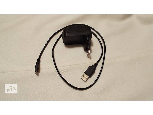 бу Зарядное устройство micro USB Alkatel в Днепре (Днепропетровске)