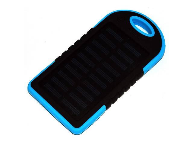 купить бу Зарядное устройство с солнечной батареей PowerBank Solar 20000 в Киеве