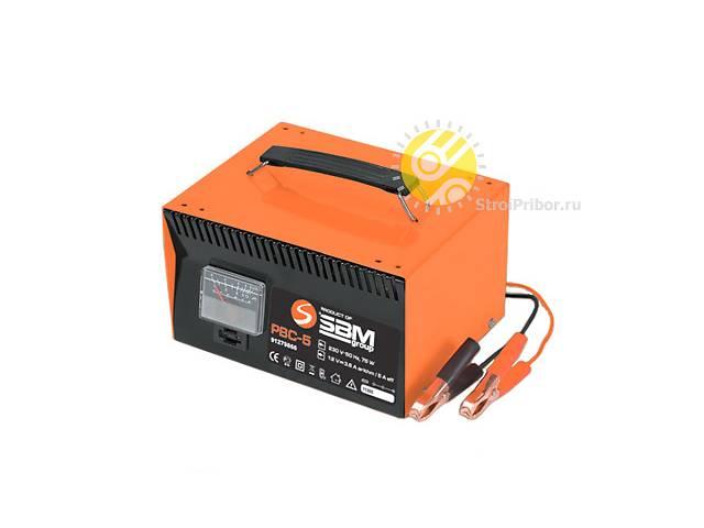 Зарядное устройство Sbm Group Pbc-5- объявление о продаже  в Калиновке