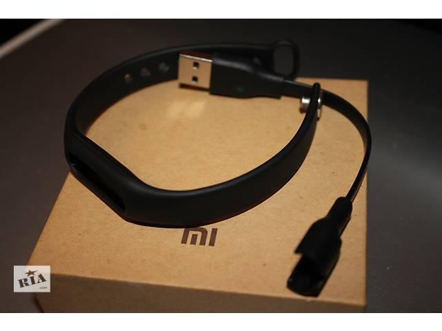 продам зарядное устройство xiaomi mi band и ремешок черного цвета для 1s или 1s puls бу в Харькове