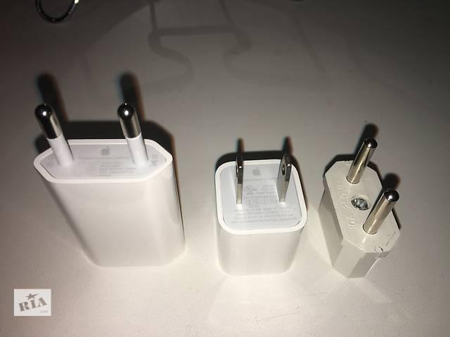 купить бу Зарядные устройства apple usb (a1385, a1400) оригиналы!! новые!! в Нежине