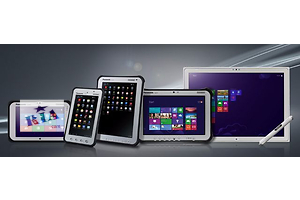 Эксклюзивные модели ноутбуков Panasonic