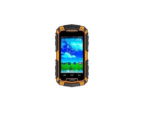 Защищенный смартфон Sigma X-treme PQ16- объявление о продаже  в Харькове