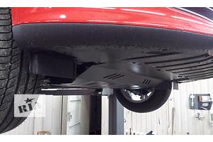 Защита под двигатель Fiat 500