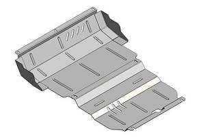 Защита под двигатель Lexus GX