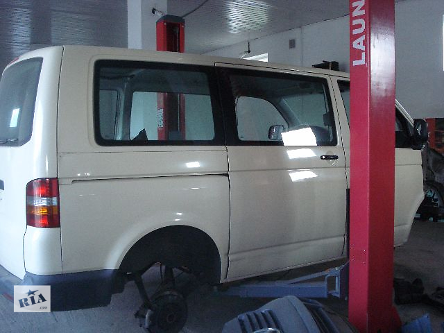 купить бу  Защита под двигатель Volkswagen T5 (Transporter) 2004 в Тернополе