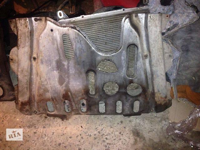 бу Защита под двигатель Renault Kangoo в Одессе