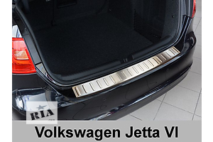 Новые Накладки бампера Volkswagen Jetta