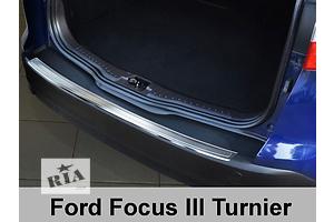 Новые Накладки бампера Ford Focus Wagon