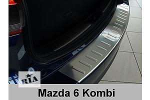 Новые Накладки бампера Mazda 6 Wagon