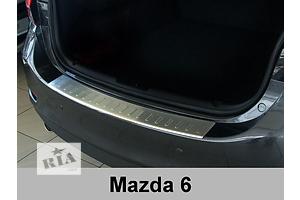 Новые Накладки бампера Mazda 6 Sedan
