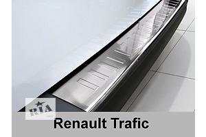 Новые Накладки бампера Renault Trafic