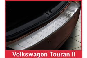 Новые Накладки бампера Volkswagen Touran