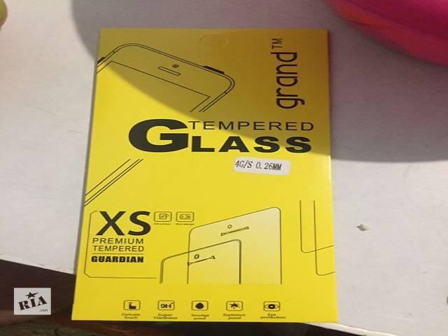 купить бу защитное стекло для айфон IPhone 4,4s,5,5s,5se,6,6s,6plus, 6s plus в Виннице