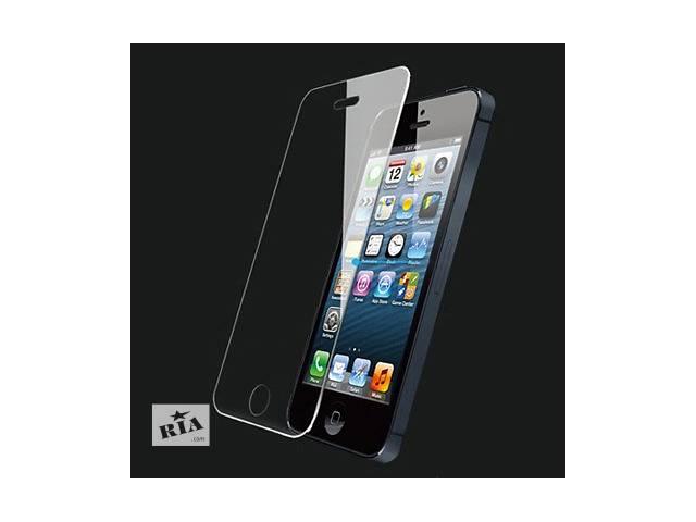 Защитное стекло iPhone 5/5S/5C/SE- объявление о продаже  в Луцке