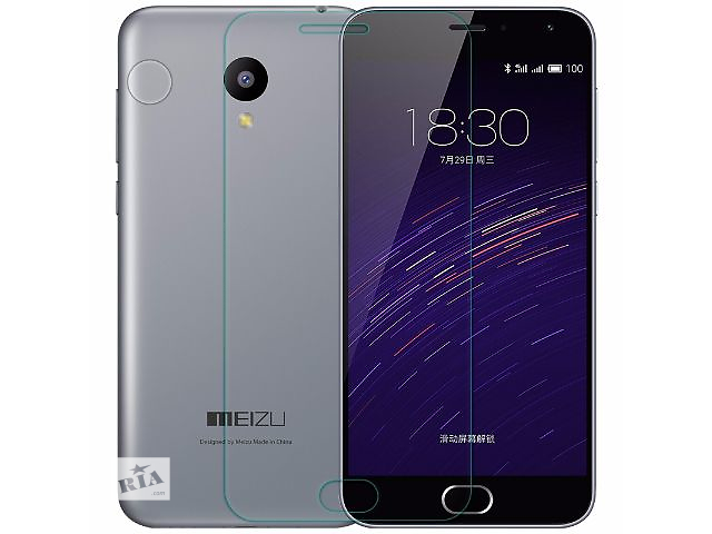 купить бу Защитное стекло Sundatom для Meizu M2 mini, Xiaomi Redmi 3 в Виннице