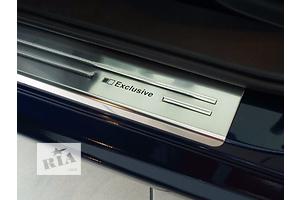 Новые Накладки порога Volkswagen Golf VI Variant