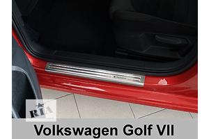Новые Накладки порога Volkswagen Golf VII