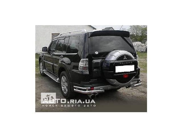 бу Защитные дуги для Mitsubishi Pajero Wagon в Луцке