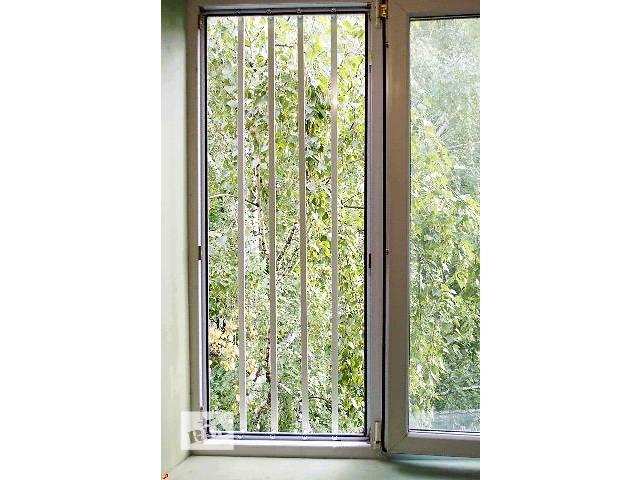 Решетки на окна от выпадения