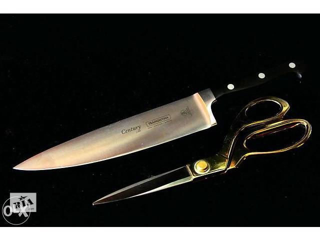 Заточка ножей и ножниц- объявление о продаже   в Украине