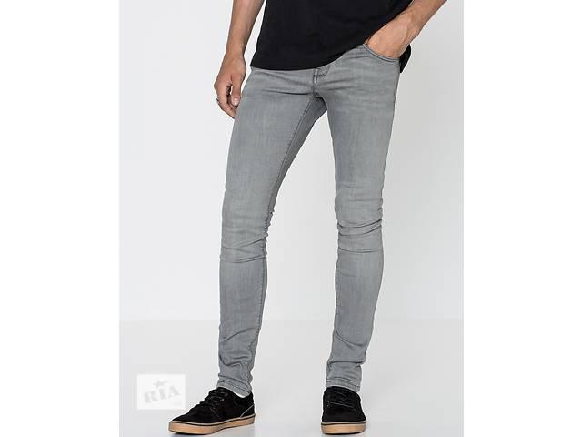 продам Зауженные мужские джинсы PULL&BEAR (оригинал | Испания) бу в Одессе
