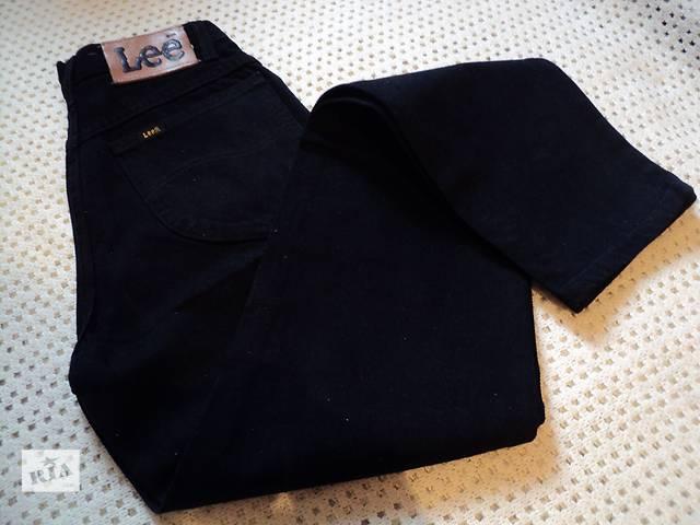 """Зауженные оригинальные джинсы """"Lee""""- объявление о продаже  в Чернигове"""