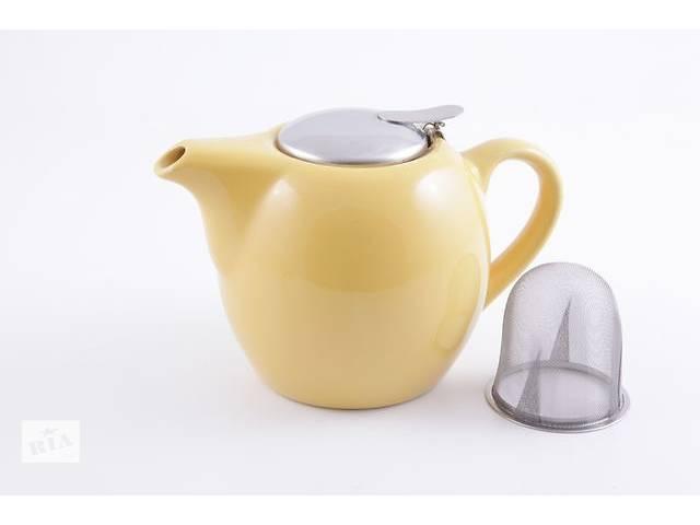 продам Заварочный чайник Fissman 0.75 л (TP-9202.750) бу в Киеве