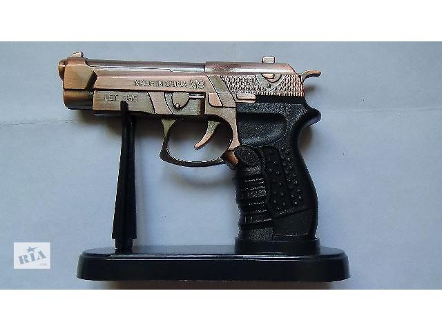Зажигалка пистолет- объявление о продаже  в Мелитополе