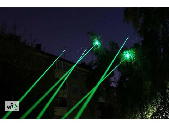Зеленая мощная лазерная указка Laser 303 лазер- объявление о продаже  в Сумах