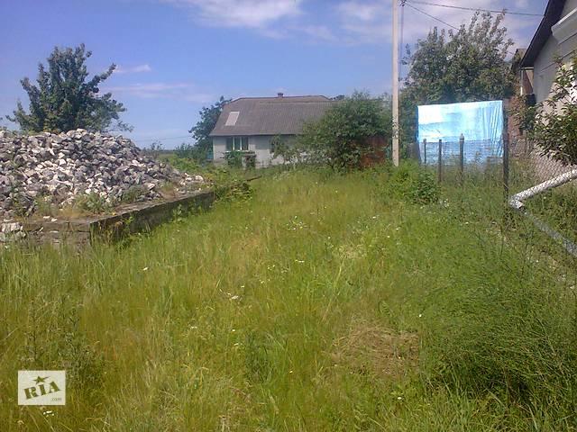 бу Земельный участок с незаконченным строительством  в Украине