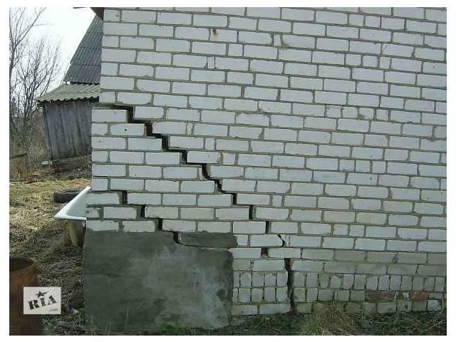 продам Земельные бетонные работы, Підсилиння Старых Фундаментов бу в Самборе